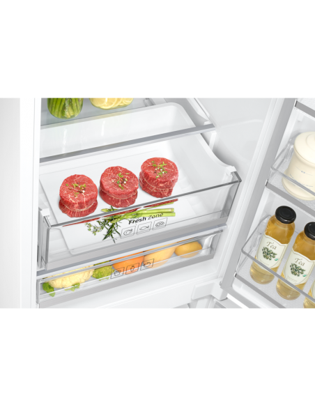 Samsung BRB260076WW frigorifero con congelatore Incasso Bianco 264 L A++