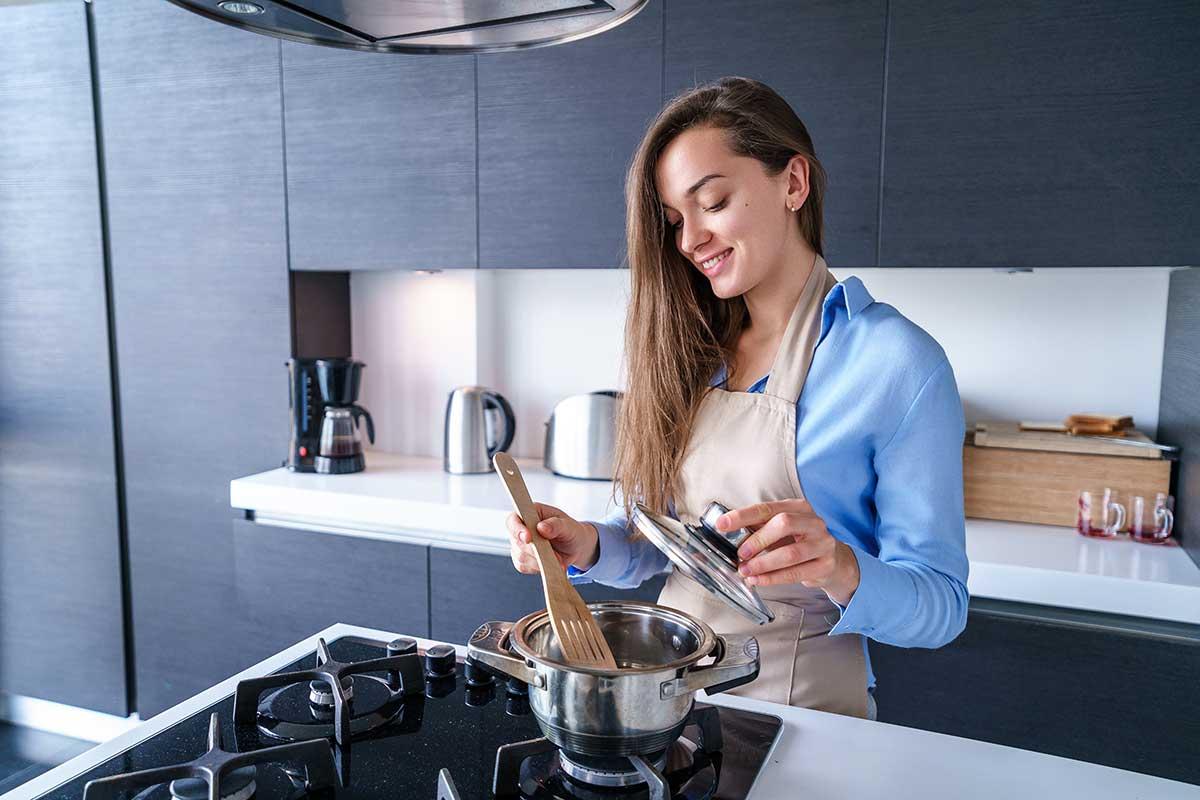 Cucine A Gas Elettriche E A Induzione Offerte Online Tekworld