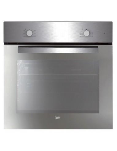 beko forno elettrico bic21002m 75 l a acciaio inossidabile